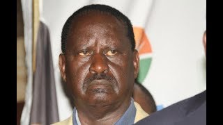 NASA claims to have evidence Raila Odinga was elected by a majority of votes in August 8 elections