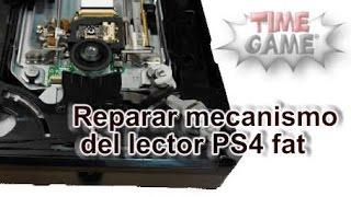 Poder Reajustar El Mecanismo Del Lector En PS3 Fat