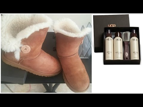 How to Clean UGG Boots with Ugg Cleaner