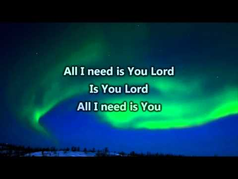 Hillsong - All I need is You - Instrumental with lyrics