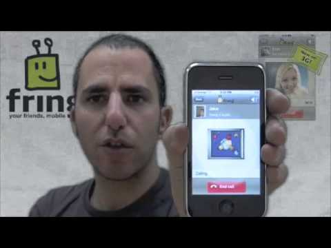 Fring iPhone App Allows Skype Calls Over 3G