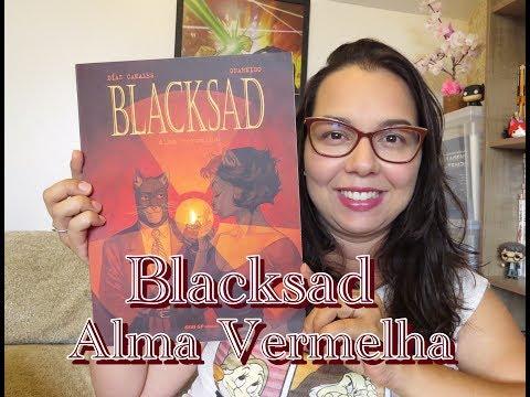 Blacksad - Volume 3: Alma vermelha por Juan Díaz Canales e Juanjo Guarnido | Editora SESI