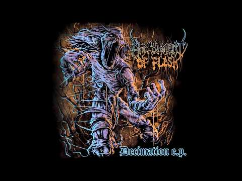Abolishment of Flesh - The Suffering