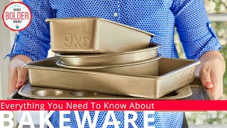 Everything You Need to Know About Bakeware