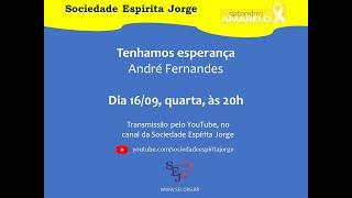 Tenhamos Esperança – André Fernandes – 16/09/2020