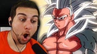 DRAGON BALL AF ANIMATED SERIES?!   Kaggy Reacts to Dragonball AF - Goku Turns Into Super Saiyan 5