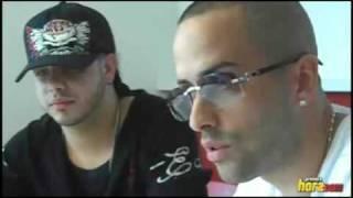 Yandel presenta a su hermano Gadiel