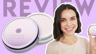 Tatcha The Silk Canvas Review | Ingrid Nilsen