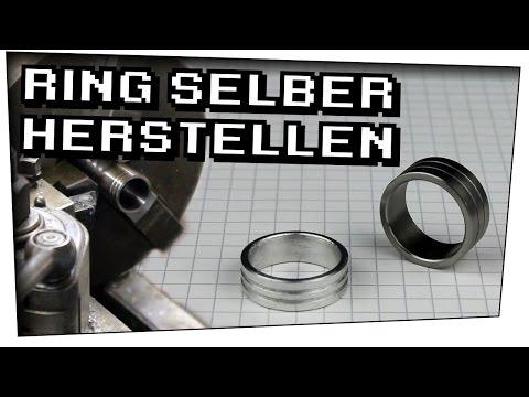 Ringe selber herstellen! (Titan und Aluminium) - Do it yourself #02