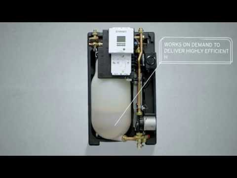Quick Guide: The Vaillant auroFLOW solar thermal drainback system