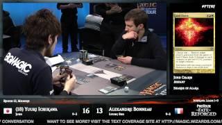 Pro Tour Fate Reforged Round 13 (Modern): Yuuki Ichikawa vs. Alexandre Bonneau