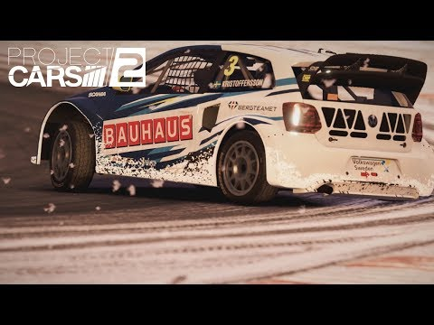 Project CARS 2 - Gamescom Trailer (4K) thumbnail