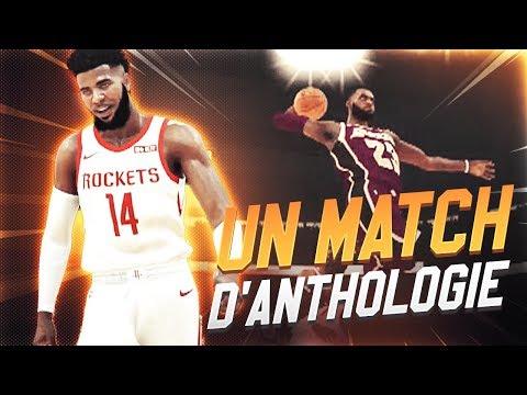 UN CHOC DE MONSTRES !!! NBA 2K19 MA CARRIÈRE BANKS #10