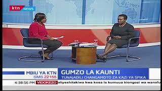 Gumzo la Kaunti: Miswada na sheria muhimu Machakos