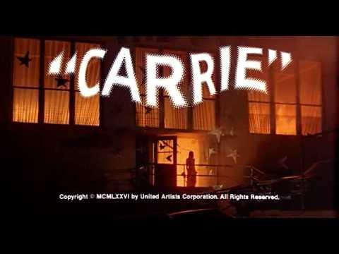 """""""캐리 (Carrie. 1976)""""  Trailer"""