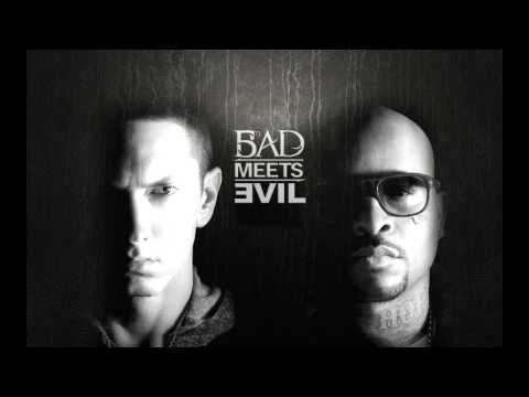 Bad Meets Evil - 'Nuttin To Do' 2012 (DJ Tech)