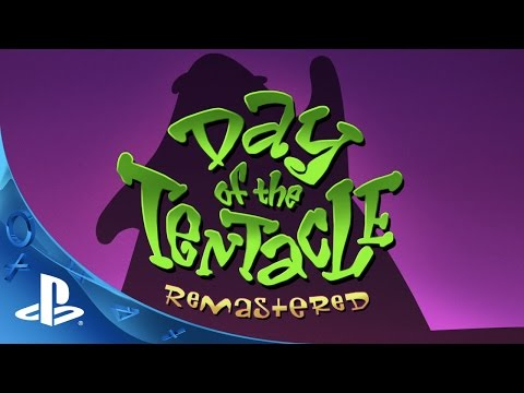 PlayStation Experience 2015: Day of the Tentacle Remastered - PSX Trailer | PS4 thumbnail