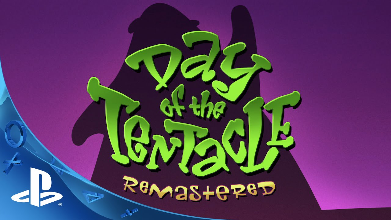 Tráiler de First Day of the Tentacle Remastered debutó en PS Experience