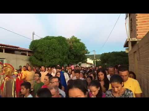Via Sacra em Botuporã (parte 01)