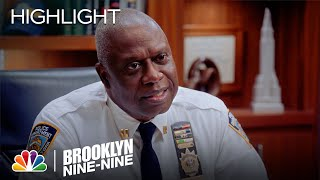 Holt Opens Up to Amy About His Struggles   Brooklyn Nine-Nine