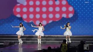 190127 48 Group Special Unit - Tenshi No Shippo @ AKB48 Group Festival 2019 [Fancam 4K 60p]
