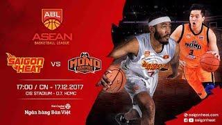 #Replay ABL 2017 || Home Game 2: Saigon Heat vs Mono Vampire 17/12