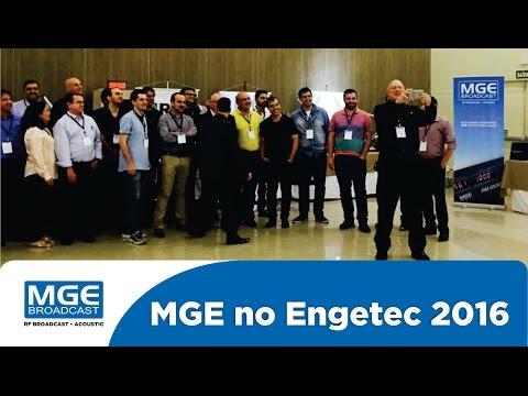 MGE Broadcast na Engetec 2016