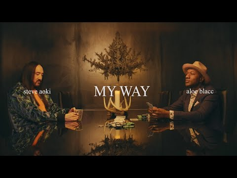 Trendsetter: Steve Aoki & Aloe Blacc – My Way