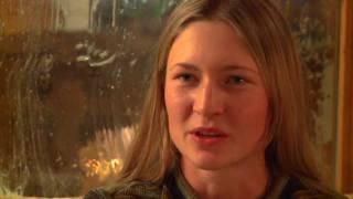 Darya Domracheva on LIfe, Dreams and a Hero