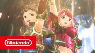 Xenoblade Chronicles 02 - Bande-annonce de l'histoire (Nintendo Switch)
