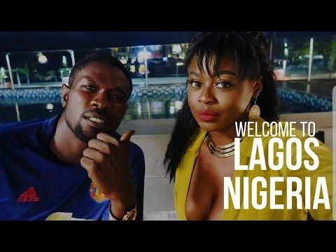 Welcome to LAGOS Nigeria ...Travel Vlog 2017