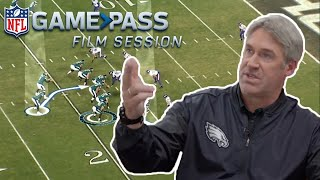 The Art of the RPO (Run-Pass Option) with Doug Pederson | NFL Film Sessions