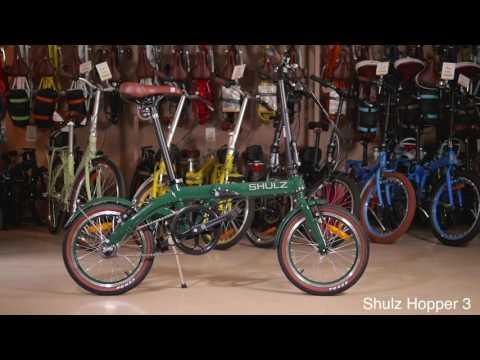 Смотреть видео Велосипед Shulz Hopper 3 (2019)