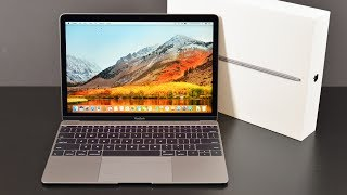 Apple MacBook 12-inch (2017): Unboxing & Review