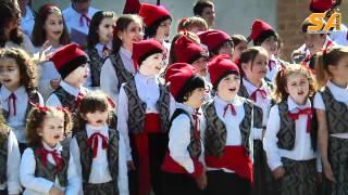 preview picture of video '080412 Cantada de Caramelles a Castellví de Rosanes'