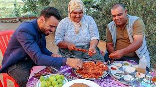 أخيرا ابن لالة حادة يعيش أجواء العيد مع العائلة بعد تسع سنوات