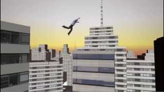 Parkour Animation for Layout and Previs