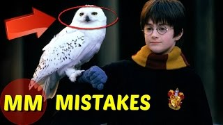 10 Mistakes in Harry Potter the Sorcerer's Stone You Didn