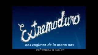 Extremoduro-con un latido del reloj + lyric