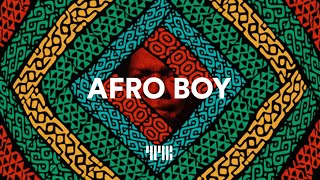 "African Type Beat ""Afro Boy"" Afrobeat Rap Instrumental"