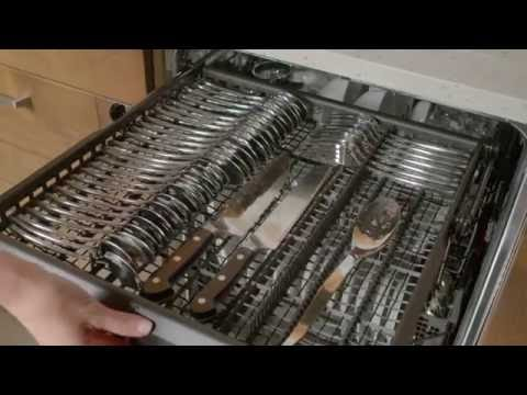 GE Appliances Dishwasher - Third Rack