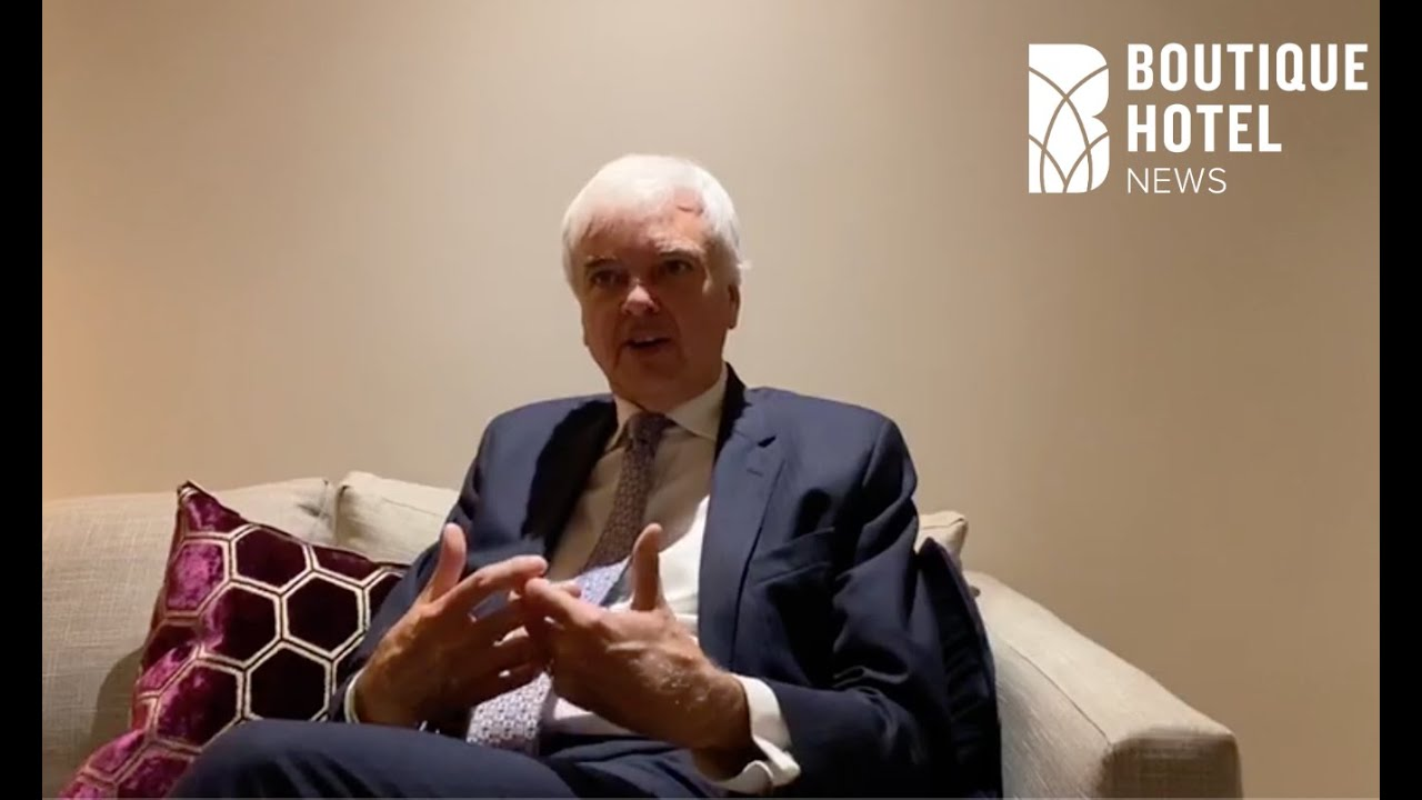 Richard Burge, London Chamber of Commerce and Industry, on reactivating the capital