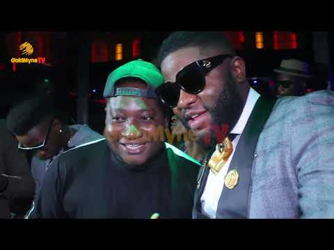 SKALES' BIRTHDAY PARTY IN LAGOS