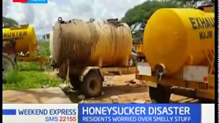 Weekend Express: Shocking delivery of sludge in Wajir town