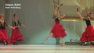 """Don Quichotte"" Osipova Ballet Saint-Petersbourg HD VIDEO"