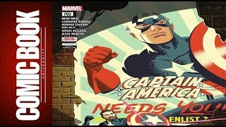 Captain America #702 | COMIC BOOK UNIVERSITY