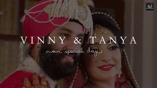 Wedding highlights | Vinny + Tanya | BJ PHOTOGRAPHY | India | USA