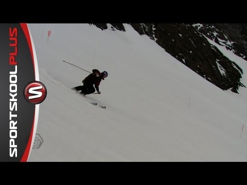 How to Turn and Carve with Olympic Skier Bode Miller