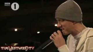 Eminem & Kon Artis Freestyle (Tim Westwood TV) ~Lyrics~