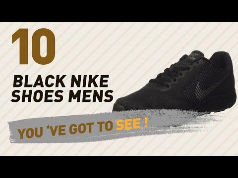 Black Nike Shoes Mens // Hot Trending Oct 2017
